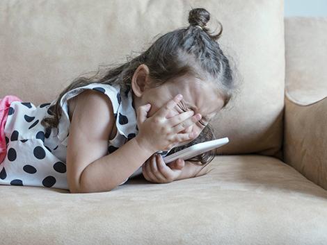 """""""Los padres hemos convertido a los niños en un producto de consumo, hiperactivos e hipersexualizados"""""""