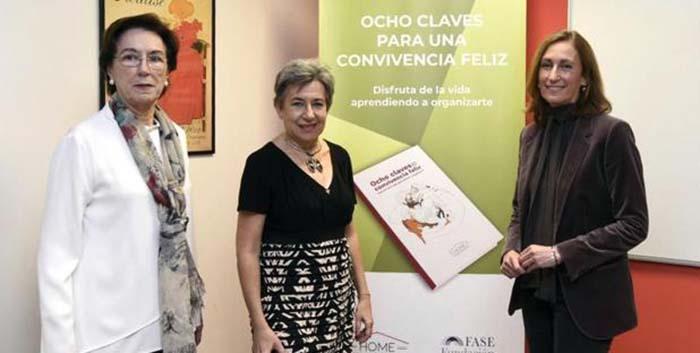 Entrevista con Sylvia Camuñas, una de las autoras de «Ocho claves para una convivencia feliz. Disfruta de la vida aprendiendo a organizarte»