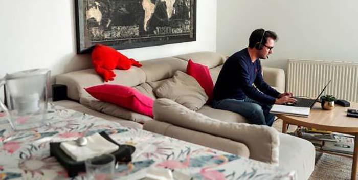 El 'home office' ha llegado a Alemania para quedarse: 600 euros al año por teletrabajar