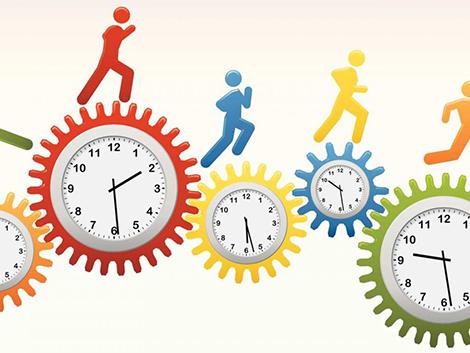 ¿Cuánto tiempo tienes para tus hijos?