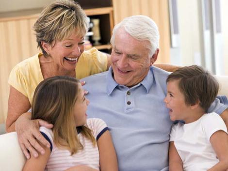 28. Un ejemplo de solidaridad intergeneracional