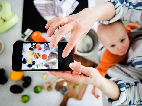 Los padres somos los primeros 'influencers' de nuestros hijos