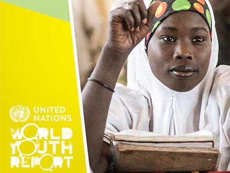 Informe Mundial sobre la juventud