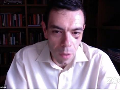 Encuentro con D. José Antonio Montero. Claves para entender las Movilizaciones Raciales