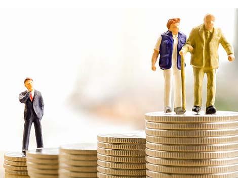 Menos del 5% de los trabajadores retrasa su jubilación más allá de la edad de retiro