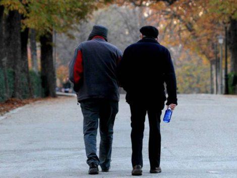 Los españoles de 2033: más viejos y más solos