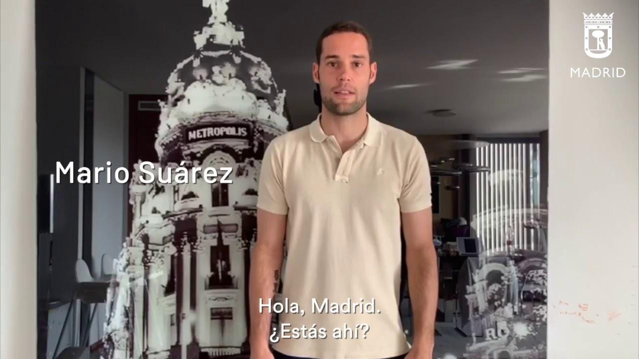 Juntos vamos a ganar este partido – Ayuntamiento de Madrid