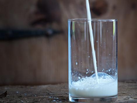 La leche para los niños, mejor sin limitaciones