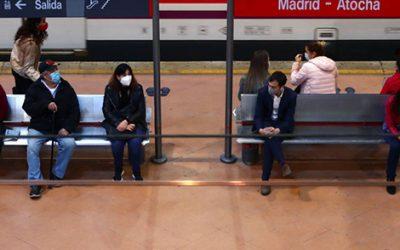 En el segundo confinamiento de Madrid, la vida se parece demasiado a la semana pasada