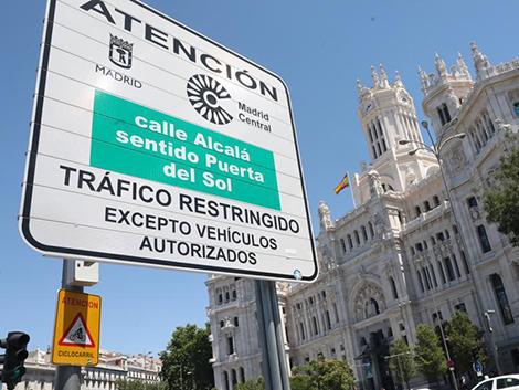 ¿Qué pasará a partir del 1 de julio con Madrid Central? ¿Se recuperará el sistema de las APR de Centro?
