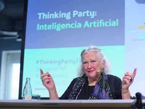 """""""La inteligencia artificial no va a conquistarnos, carece de ambición"""""""