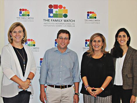 Reunión con José Luis Martínez-Almeida, portavoz PP en el Ayuntamiento de Madrid
