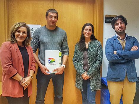 Reunión con Más Madrid