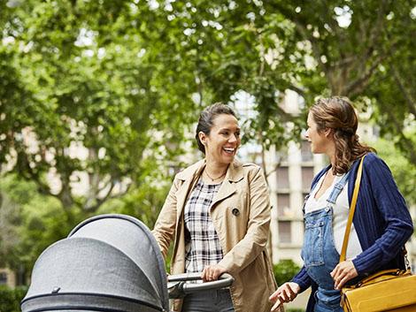 El 30% de las madres españolas tienen su primer hijo a partir de los 35 años