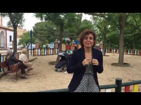 Mensaje de la Ministra de Sanidad, Servicios Sociales e Igualdad, Dolors Montserrat
