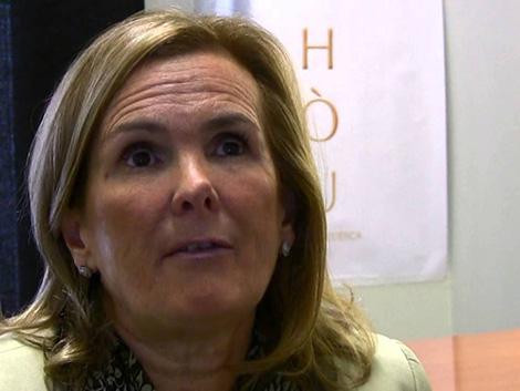 Encuentro con Doña Mónica de Aysa Cardenal Terapeuta de familia