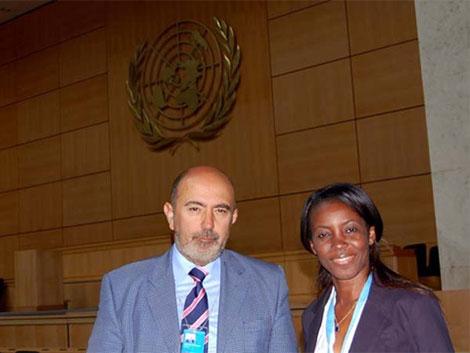 Colaborando con Naciones Unidas
