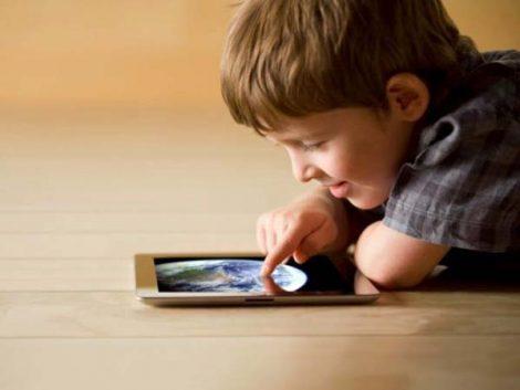 ¿Tableta o juguete?