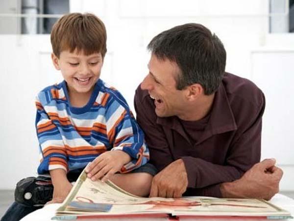 """""""Ofreces a un niño lo más preciado: compartir tu familia"""""""