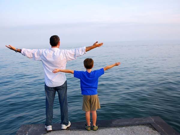 Las ocho frases que dijo tu padre y juraste no repetir a tus hijos