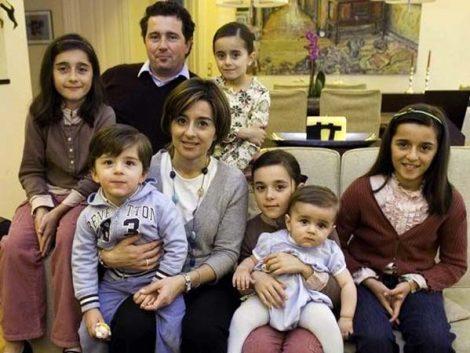 Un tercio de familias numerosas no llega a fin de mes