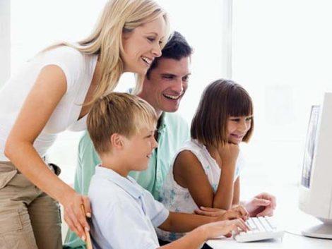 Los padres quieren que se les pida permiso para solicitar datos de sus hijos por internet