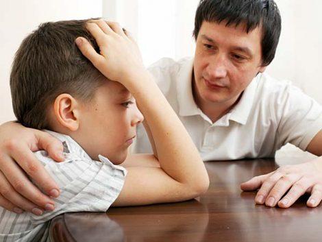 Los pediatras alertan de problemas de salud en los niños por la separación de los padres