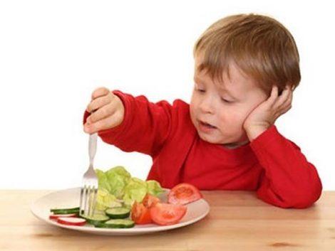 Decálogo para padres sobre la alimentación sana