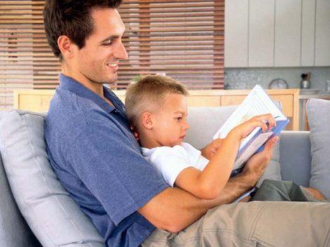 El mejor regalo para los hijos es… ¡estar más tiempo con sus padres!