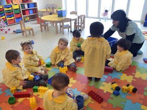 Los niños que van a la guardería tienen más posibilidad de padecer bronquitis o neumonía