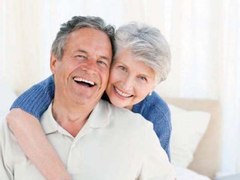 ¡Felicidades abuelos! Generosidad y tesón con los suyos sin límites