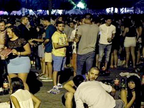 Crece el consumo de alcohol entre los adolescentes españoles