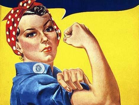 Día Internacional de la Mujer Trabajadora: empleo, en femenino