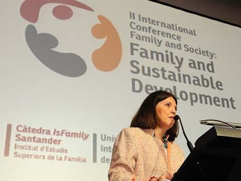 Arranca el II Congreso Internacional 'Familia y Sociedad'