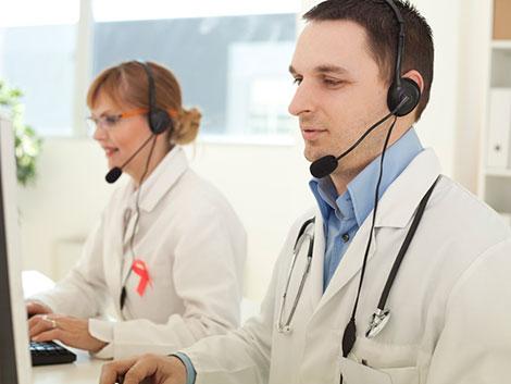 Llegan los ciberpediatras (y son tan médicos como el tuyo)