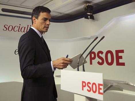 Pedro Sánchez, dispuesto a regular la eutanasia «si hay consenso y mayoría parlamentaria»