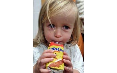 Un estudio de la OMS señala que el 78% de los niños europeos desayuna pero sólo 22,6% consume verduras a diario