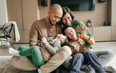 Here's what families are doing with all that extra quality time at home