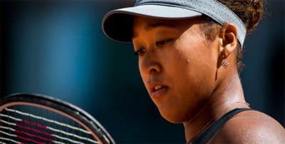Naomi Osaka impulsa la conversación sobre la salud mental en los deportes