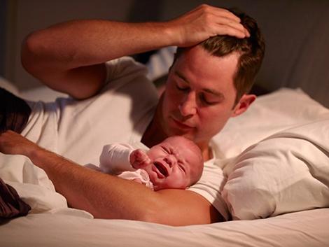 Síndrome del padre quemado, cómo evitar que la paternidad te supere