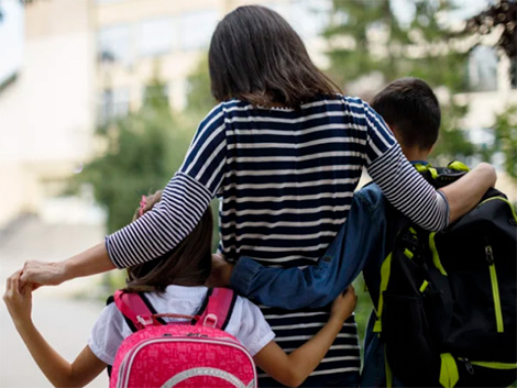 Embracing the 'helicopter parent': Why parents should ignore the backlash