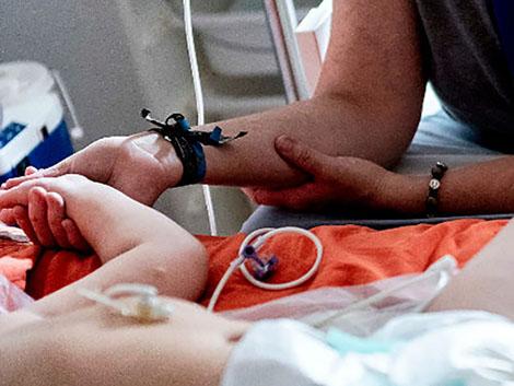 24 horas junto a un equipo de paliativos infantiles: «Nadie en su sano juicio se hace pediatra para dedicarse a esto»