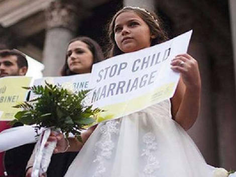 Minimum Age for Girls' Marriage