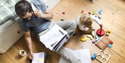 Disengaged, Positive, or Negative: Parents' Attitudes Toward Learning From Home Amid COVID-19 Pandemic