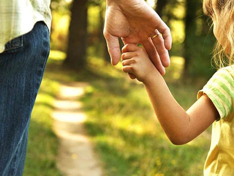 Parenting skills don't necessarily come naturally