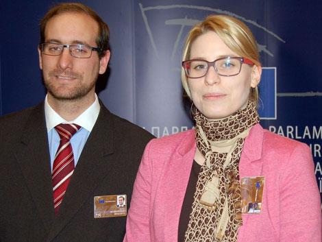 En el Parlamento Europeo