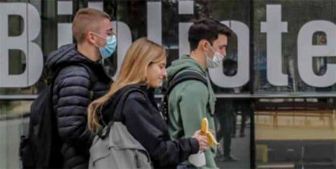 El paro juvenil registra su peor cifra desde el inicio de la pandemia