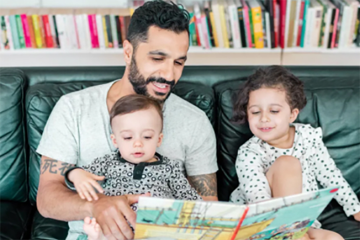 Reading to Children: Why It's So Important and How to Start
