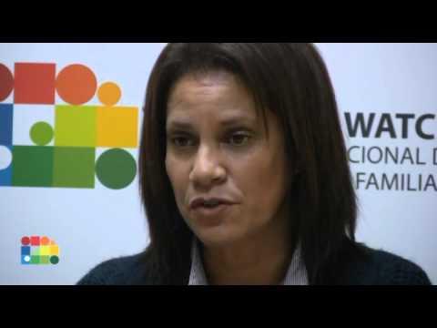 Patricia Durán Sagué, Psicóloga en Asociación de Madres Solas (Amasol)