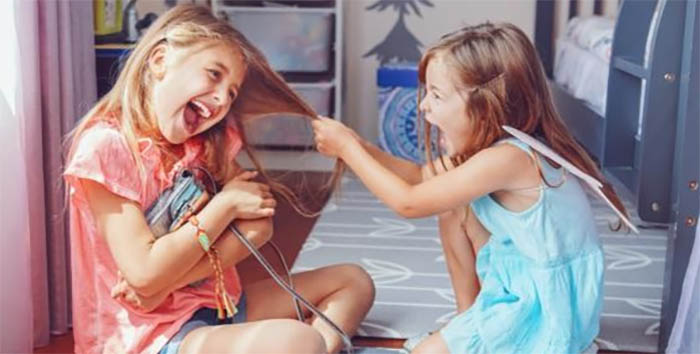 Lo que debes hacer (y lo que no), si tus hijos se pelean